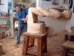 wood sculpture artists willy verginer colorful wooden sculptures i lobo you boca do