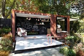 let us create a customised shipping container for your next event