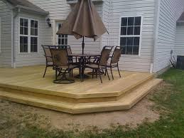 Patio And Deck Ideas Best 25 Wood Deck Designs Ideas On Pinterest Decks Deck And