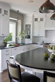 kitchen countertop ideas with white cabinets kitchen black and white kitchen design pictures remodel