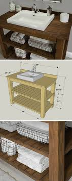 bathroom rustic bathroom vanity plans 15 rustic bathroom