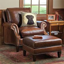 leather chair and ottoman s aby recliner club u2013 metstransitstudy info