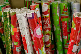 christmas gift wrap sale ben franklin crafts and frame shop last minute gift wrapping