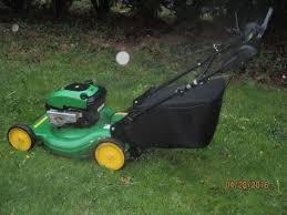deere self propelled mower js36 garden tools ebay