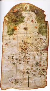 Old World Maps by