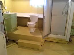 bathroom breathtaking basement bathroom design ideas home
