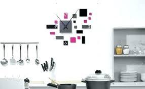 montre de cuisine design horloge design cuisine horloge de cuisine design horloge murale