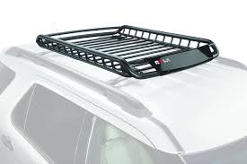 Jeep Grand Cherokee Roof Rack 2012 by Amazon Com Rola 59504 V Tex Rooftop Cargo Basket Automotive