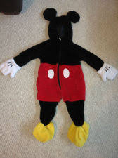 2t Mickey Mouse Halloween Costume Ggg3g