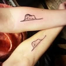85 cute u0026 tiny elephant tattoo designs