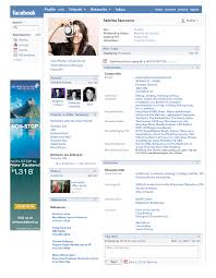 Resume Sample Creative by Creative Facebook Resume Design 6 0