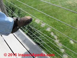 Difference Between Banister And Balustrade Cable Railings Building Code Rules U0026 Installation Specifications