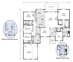 adair home plans the cashmere custom home floor plan adair homes