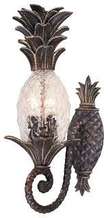Pineapple Sconce Unique Stock Of Pineapple Outdoor Light Outdoor Designs