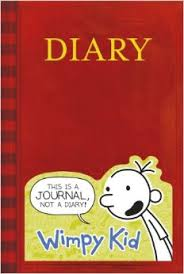 diary of a wimpy kid book journal co uk jeff kinney