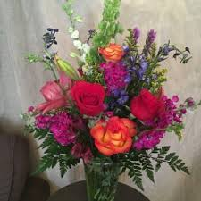 flower delivery wichita ks laurie s house of flowers delphinium flower delivery