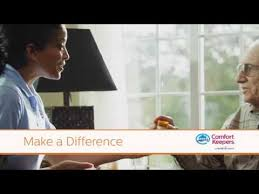 Comfort Keepers San Diego Make A Difference With Comfort Keepers Of Madison Wi Youtube
