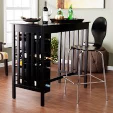 dining table with wine storage pub table with wine rack fantastic dining storage foter home