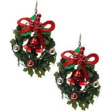 christmas earrings christmas jewelry polyvore