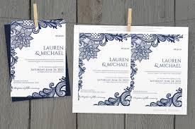 diy wedding invitations templates plumegiant com