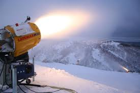 snow machines how do they make artificial snow and which resorts use it