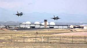 buckley afb map buckley afb f16s vipers