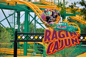 Where Is Six Flags America Six Flags America Opens Ninth Roller Coaster New Mardi Gras