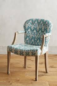Ikat Armchair Birch Lane Clayton Tan Chair