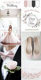 Blush Pink Decor by Best 10 Blush Pink And Black Wedding Ideas On Pinterest Pearl