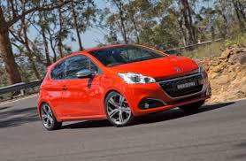 peugeot 208 red review 2015 peugeot 208 review u0026 first drive