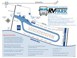 Ar Map Downtown Riverside Rv Park 4 Photos North Little Rock Ar