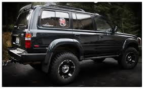 toyota cruiser lifted 1996 toyota land cruiser information and photos zombiedrive