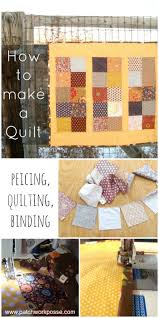 How To M by How To Make A Quilt