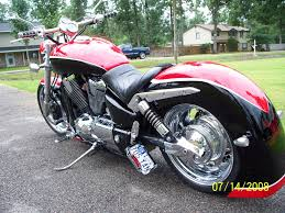 candy apple red honda vtx 1300 greetings from central mississippi
