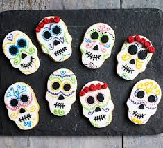 Day of the Dead biscuits recipe