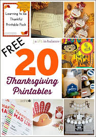 Free Thanksgiving Quotes 25 Best Ideas About Free Thanksgiving Printables On Pinterest
