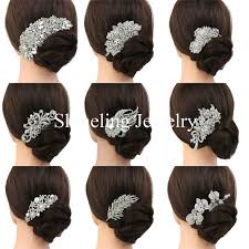hair accessories wholesale wholesale factory directly deco vintage wedding hair comb