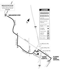 Phoenix Light Rail Map Regional Transit Routes U0026 Schedules