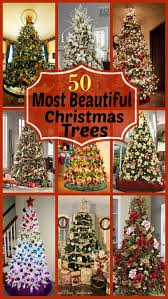 most beautiful tree decorations ideas