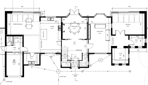 floor plan floor plan architectural floor plans ground set forward both sides