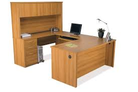 Desk U Shaped Furniture U Shape Desk Design With Cabinet And Storage