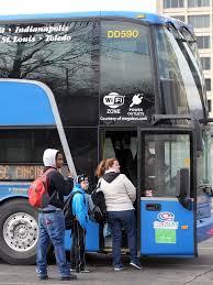 Does Megabus Have Bathrooms Megabus In Cincinnati