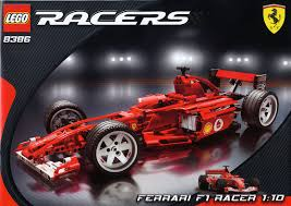 ferrari lego shell bricker конструктор lego 8386 ferrari f1 racer 1 10 scale
