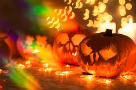 halloween spotlights bacardi u0027s halloween bash scares guests before it even kicks off