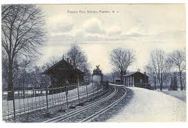 Passaic Park station