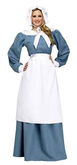 costumes for women women s blue pilgrim costume candy apple costumes colonial