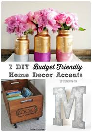 Frugal Home Decorating Frugal Foodie Mama 7 Diy Budget Friendly Home Decor Accents