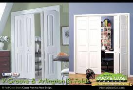 Bi Folding Closet Doors Interior Door Closet Company Interior Door Replacement