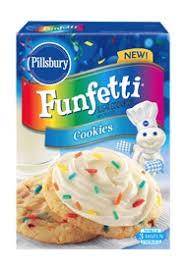 mixed review pillsbury funfetti cookies serious eats