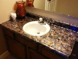 New Countertops How To Paint Countertops To Look Like Granite New Countertop